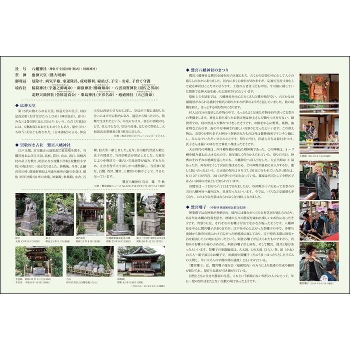 鷺宮八幡神社の歴史